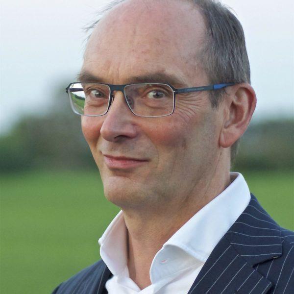 Portretfoto van Marc Ruijten bij QT Time